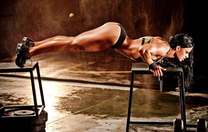 Female Fitness Motivation
